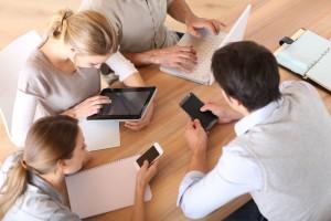 Salarisadministrateurs vergaderen digitaal