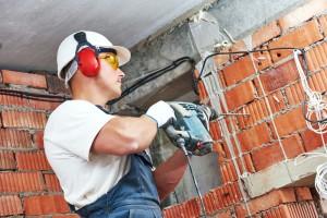 zzp-er aan de slag in de bouw