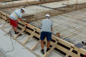 ZZP'ers die werken in de bouw